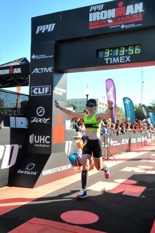Ironman Finisher!